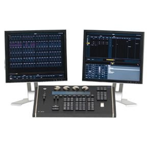 ION 3072 Ch ETC Console