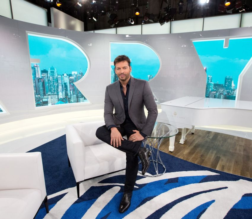 Harry Connick Jr. - TV Show<br>