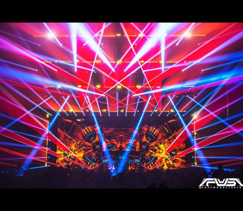 EXCISION 2018 Tour - San Francisco<br>