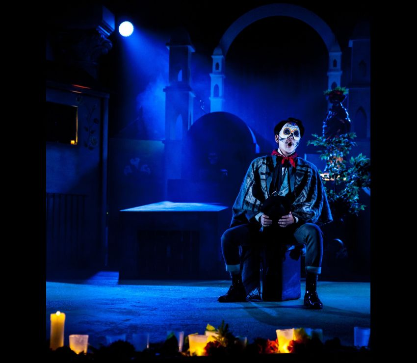 Don Giovanni at the Hackney Round Chapel, London<br>