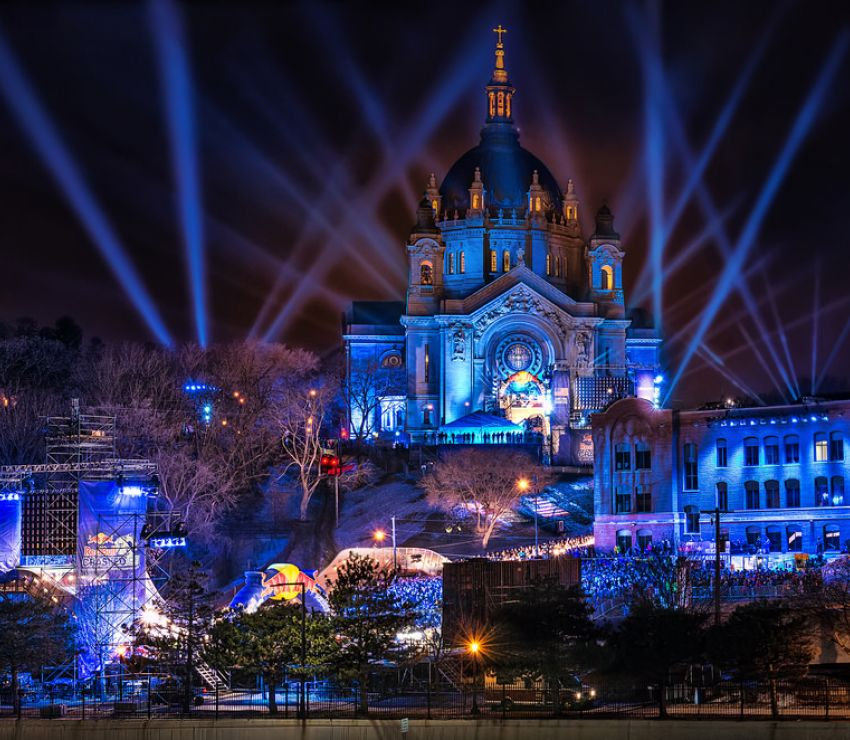 Red Bull Crashed Ice<br>