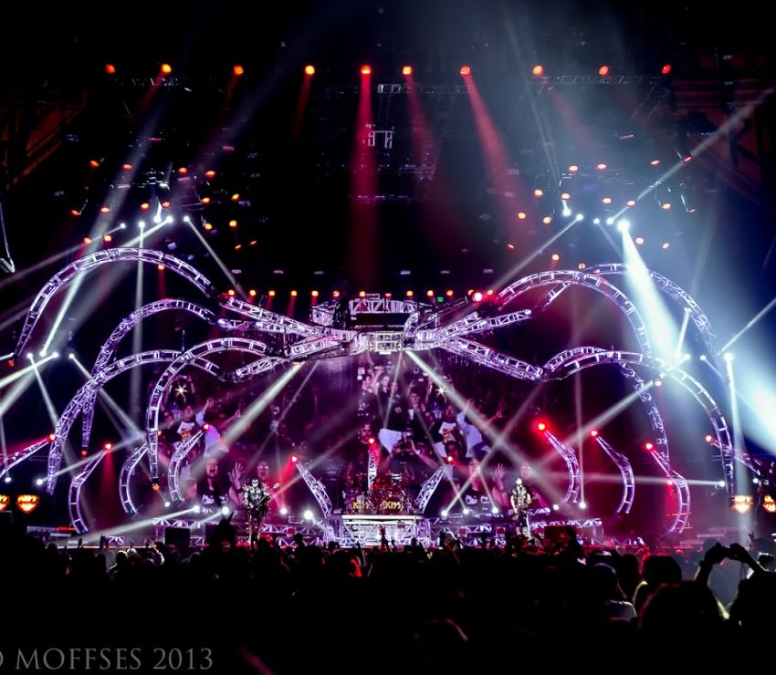 KISS - Monster World Tour 2013<br>
