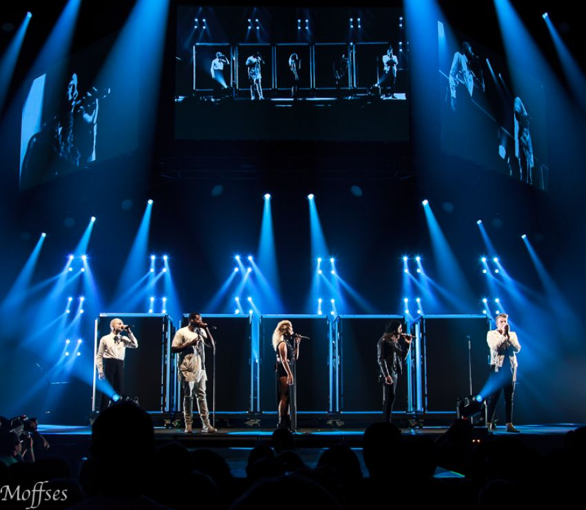 Pentatonix - World Tour 2016<br>