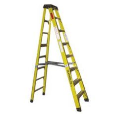 SKU number: Ladder 300lb rated Fiberglass